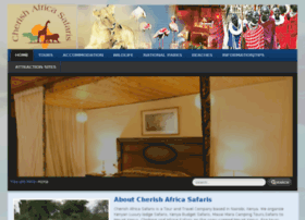 cherishafricasafaris.com