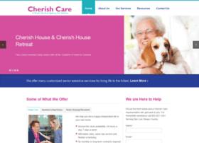cherishcarecambria.com