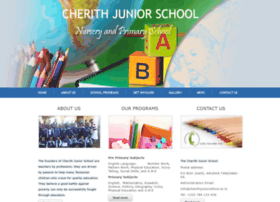 cherithjuniorschool.sc.tz
