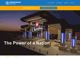 cherokeenationbusinesses.com
