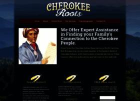 cherokeeroots.com