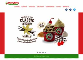 cherryberryyogurtbar.com