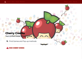 cherrycredits.com