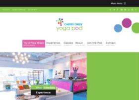 cherrycreek.yogapodcommunity.com