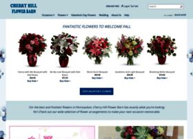 cherryhillflowerbarn.com