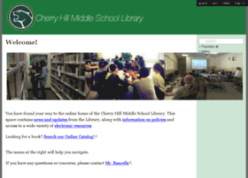 cherryhillmedia.wikispaces.com