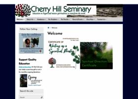 cherryhillseminary.org