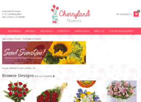 cherrylandflowers.com