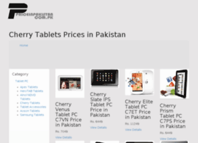 cherrytablets.priceinpakistan.com.pk
