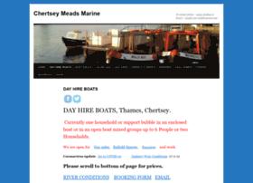 chertseymeadsmarine.co.uk