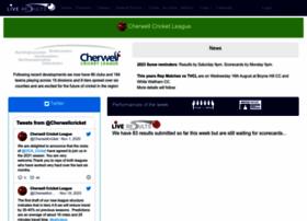 cherwellcricketleague.com