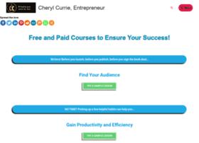 cherylcurrie.com
