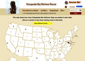 chesapeakebayretriever.rescueme.org