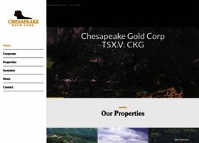 chesapeakegold.com
