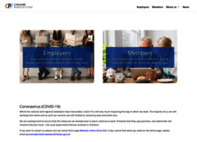 cheshirepensionfund.org