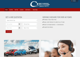 cheshirevehiclerental.co.uk