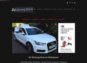 cheshuntdrivinglessons.co.uk
