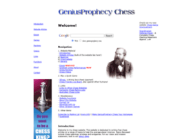 chess.geniusprophecy.com