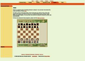 chess.math.com