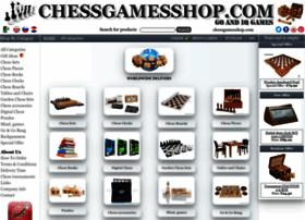 chessgamesshop.com
