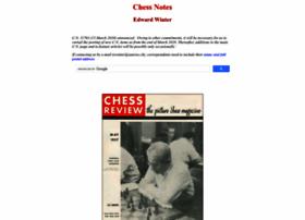 chesshistory.com
