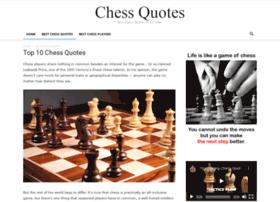 chessquotes.com