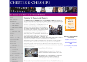 chesterandcheshire.net