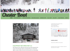 chesterbowl.org