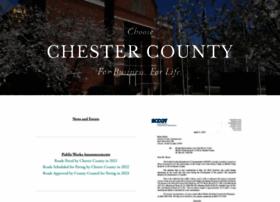 chestercounty.org