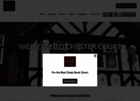 chestercourthotel.co.uk