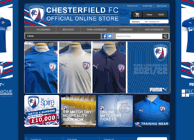 chesterfield-fc.com