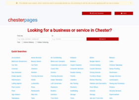 chesterpages.co.uk