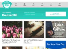 chestnuthill.thetowndish.com