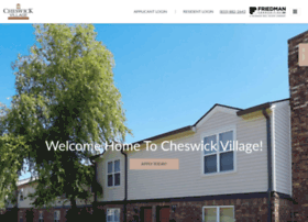 cheswickvillageapartments.com