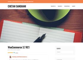 chetansanghani.wordpress.com