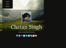 chetansingh.me