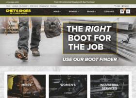 chetsshoes.com