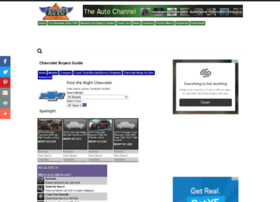 chevroletbuyersguide.theautochannel.com