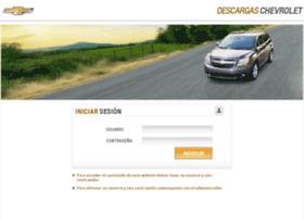 chevroletdescargas.com.co
