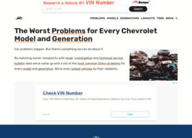 chevroletproblems.com