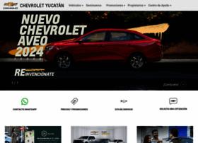 chevroletyucatan.com.mx