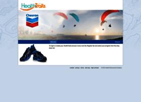 chevron.healthtrails.com