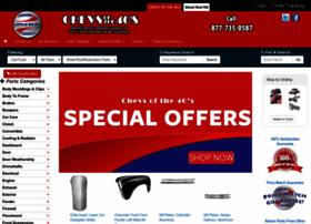 chevsofthe40s.com