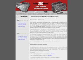 chevy350motor.com