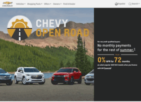 chevybaseball.com