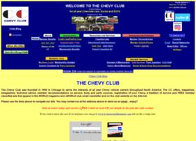 chevyclub.com