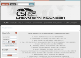 chevyspinindonesia.org