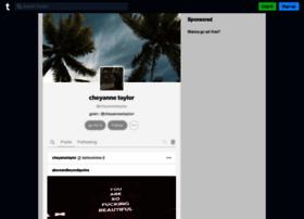 cheyannetaylor.tumblr.com