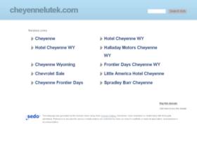 cheyennelutek.com