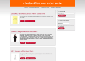 chezlecoiffeur.com